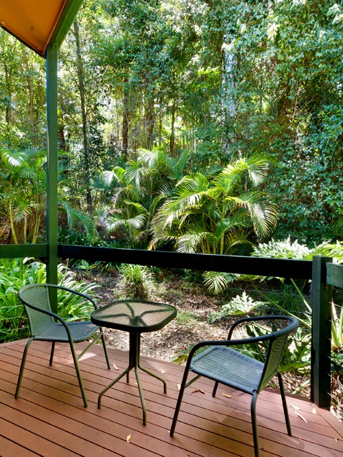 mt tamborine accommodation