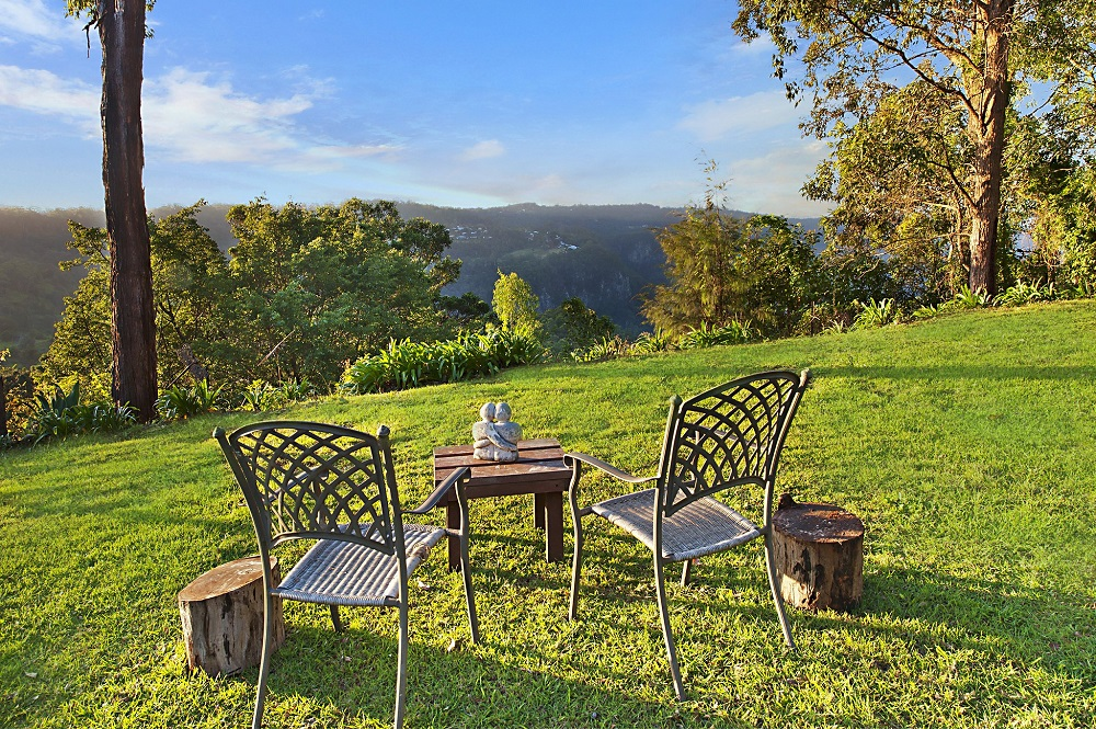 mt tamborine holiday rental