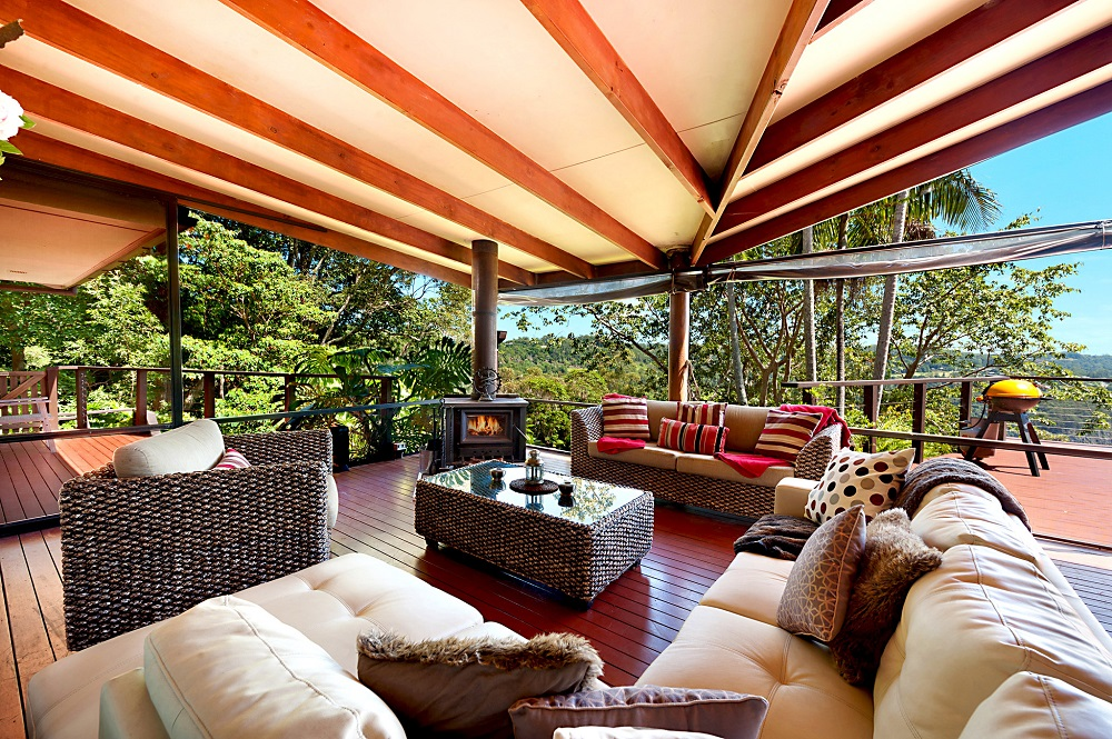 tamborine mountain accommodation